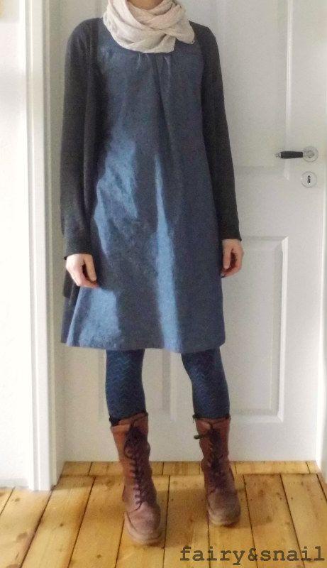 Ottobre pintuck dress