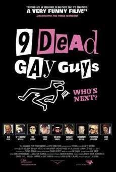 NINE DEAD GAY GUYS DVD | DEAD GAY GUYS - Film en français