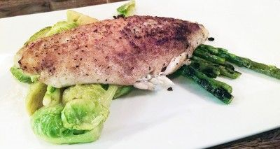 Red Snapper, South Kitchen + Bar, #Athens