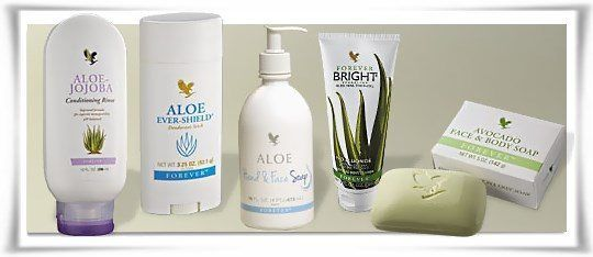 Aloe Vera Personal Care Products | Forever Living Products #PersonalCare #AloeVera #ForeverLivingProducts