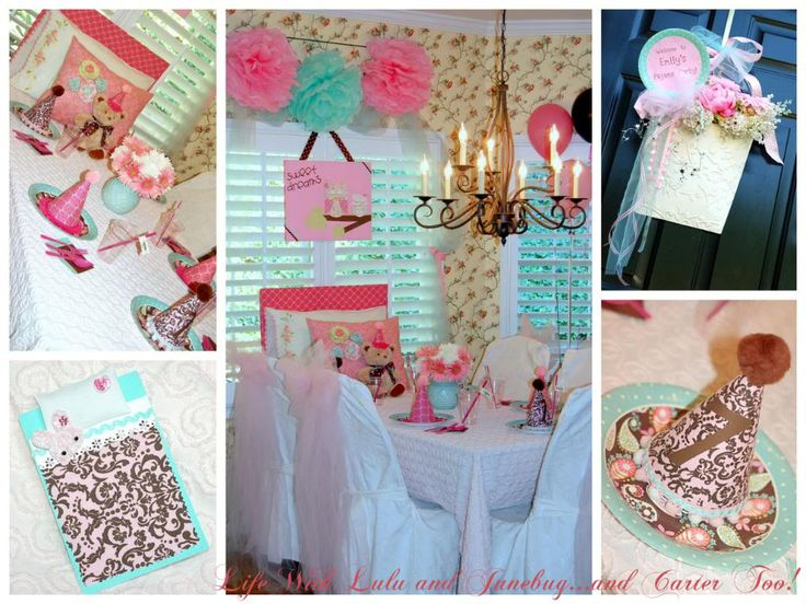 Creative Birthday Ideas for Girls Parties