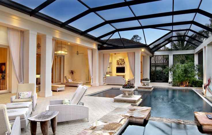 The Sater Design Collections Luxury Mediterranean Home