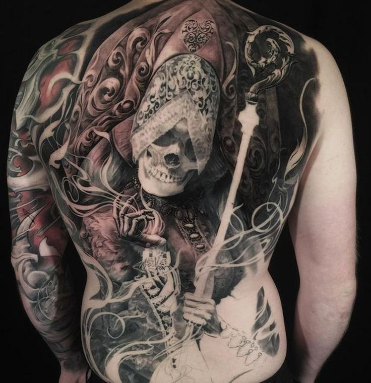 baroque tattoo 4