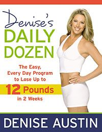 Love Dennis Austin's diet plans! Its all about choosing a healthy/balanced diet and portion control! Worked for me!
