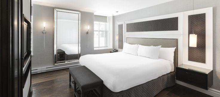 LEMAYMICHAUD | INTERIOR DESIGN | ARCHITECTURE | QUEBEC | Hotel Manoir Victoria