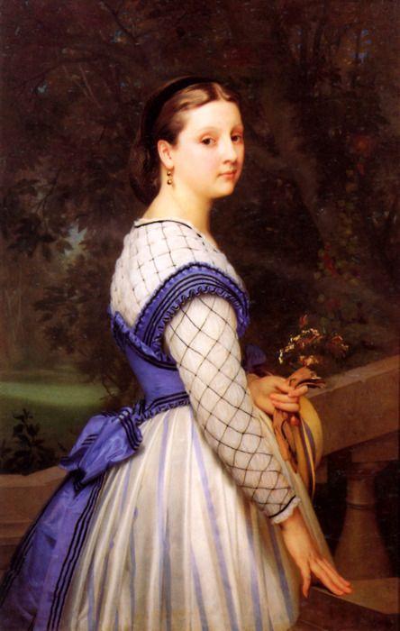 The Countess de Montholona, - White shirt with swiss waist
