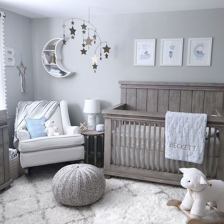 Babys werden gerne in den Schlaf geschaukelt. Sie müssen sicherstellen dass Ihr Baby nicht ist Kinderzimmer Ideen