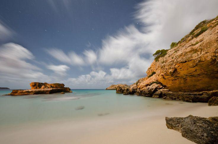Cala Tarida, Ibiza, Spain