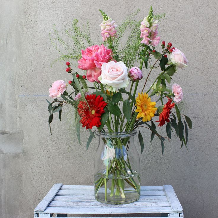 Mis Flores en Casa - Ramo Espectacular 15 al 30 de Junio