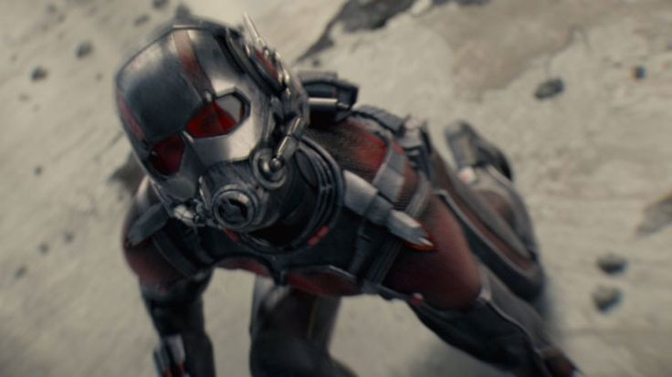 'Ant-Man' Review: Tiny Superhero Paul Rudd Gets Huge Laughs In Marvel's Latest