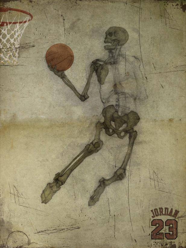 Jordan anatomy