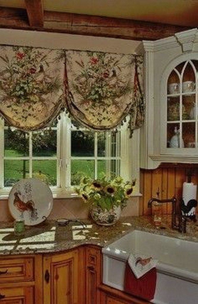 25 Simple Farmhouse Window Treatments Alladecor Com