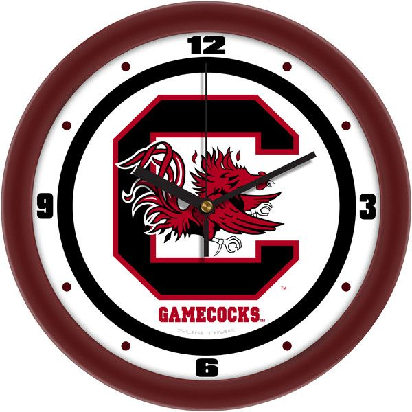NCAA South Carolina Gamecocks-Traditional Wall Clock