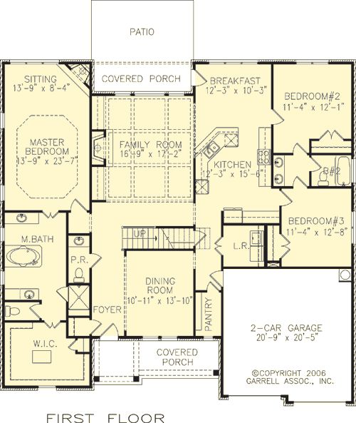 images about Empty Nester House Plan Ideas on Pinterest       images about Empty Nester House Plan Ideas on Pinterest   Floor Plans  House plans and Farmhouse Style