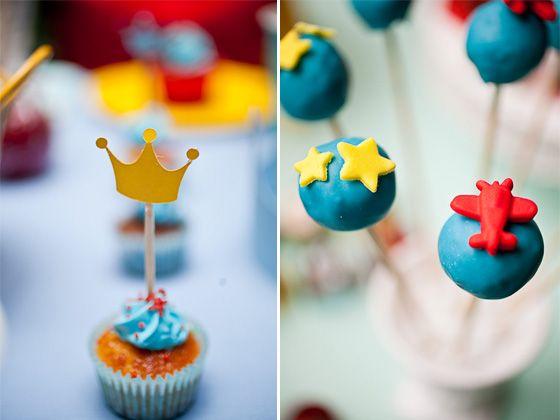 Festa Infantil | Pequeno Príncipe | Vestida de Mãe | Fernanda Floret | Blog sobre Bebês e Mamães