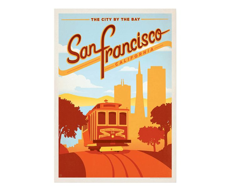 San Francisco, The City by the bay