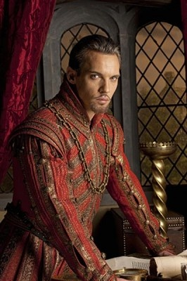 Jonathan Ryes Myers as Henry VIII From the Tudors series
