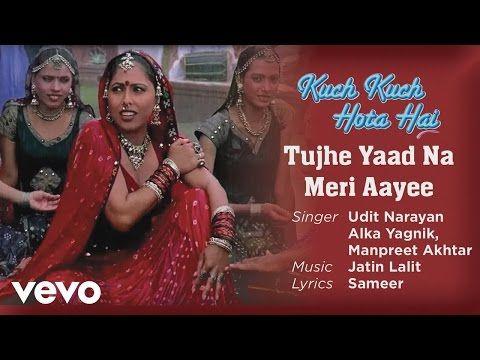 Official Audio Song Kuch Kuch Hota Hai Udit Narayan Jatin Lalit Youtube Youtube Entertainment Haiku