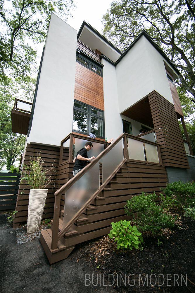 Modern atlanta home tour by buildingmodern 93 for Modern house atlanta