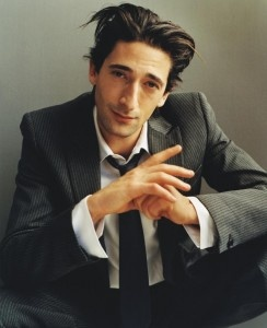 Adrian Brody - the king of big noses. Probably disgusting when he has a cold though.