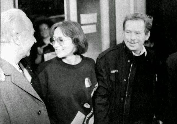 KDO TO BYL: Vzory českých osobností. Václav Havel, Marta Kubišová...
