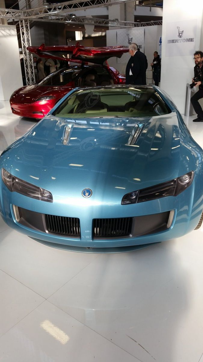 Bertone Birusa BMW