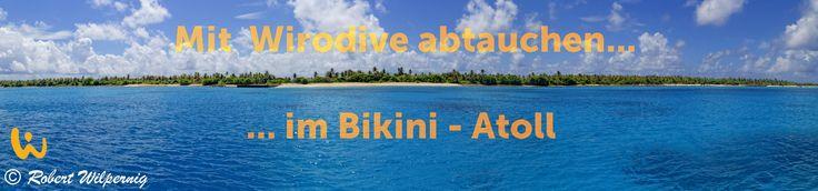 Tauch ab mit uns ins Bikini Atoll ! #scuba #tauchen #wirodive #tauchreisen #wirlebendasleben #wow #oceanlover #bikiniatoll #truk #chuuk lebedeinleben