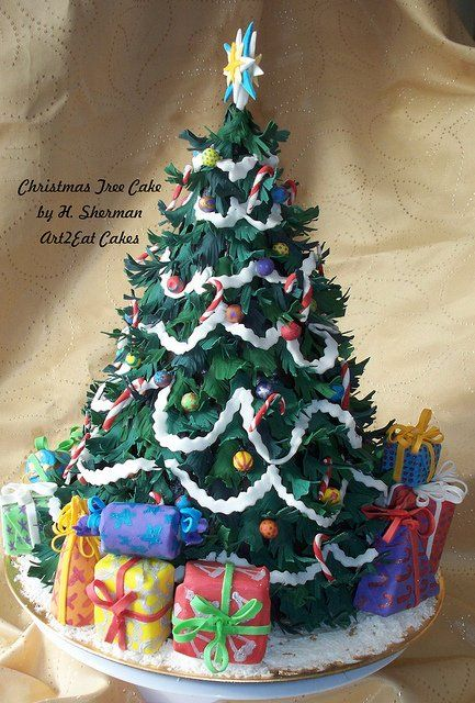 Best 25+ Christmas tree cake ideas on Pinterest ...