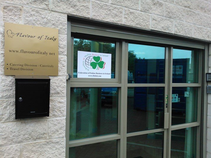 Where we are....  FIBI - Federation of Italian Business in Ireland -