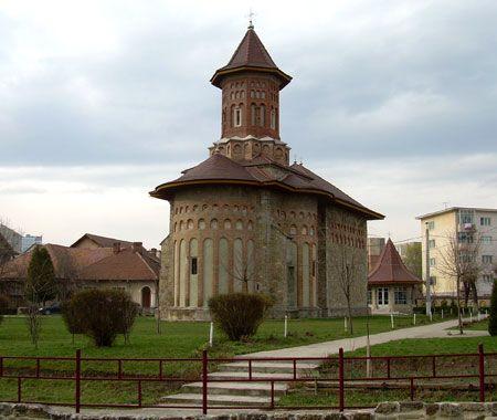 Precista Church - Bacau
