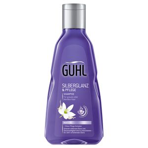 Guhl Silver Shine Anti-Yellowing Shampoo 250ml 8.45 fl oz