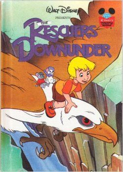 Image result for disney the rescuers down under