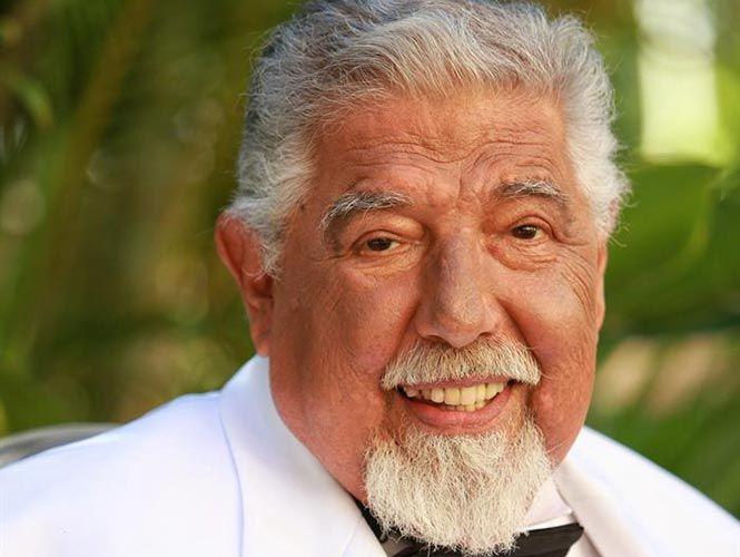 El actor que interpretó por años a 'El profesor Jirafales' en la serie de televisión 'El Chavo del 8' murió este viernes a la edad de 82 años