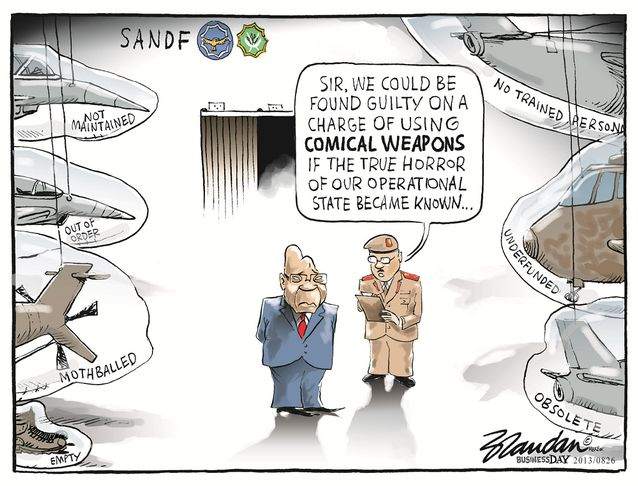 Zuma's weapons http://ow.ly/onqqh
