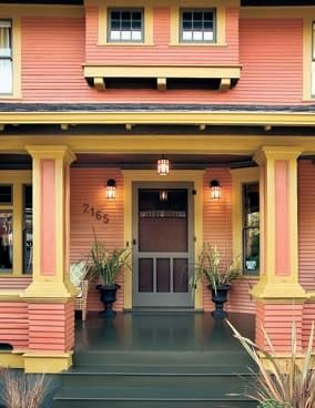 25 best ideas about craftsman porch on pinterest for Hb g permacast columns price
