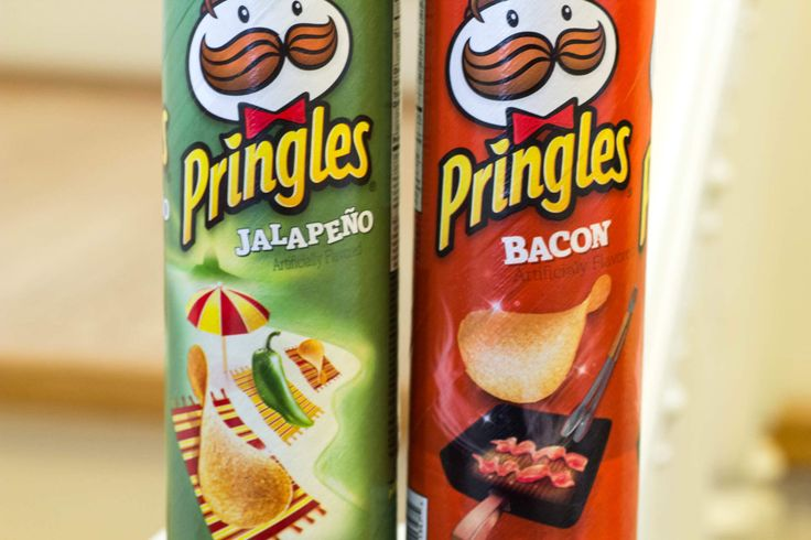 We Ate and Ranked All 29 Pringles Flavors
