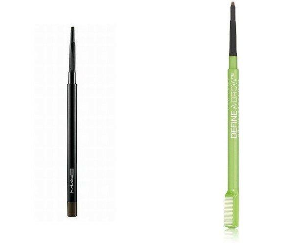 MAC Eyebrow Pencil Drugstore Dupes   Makeup Tutorials http://makeuptutorials.com/mac-drugstore-makeup-dupes