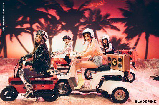#BlackPink #Behindthescene #BOOMBAYAH #MV #YG #Kpop #girlgroup