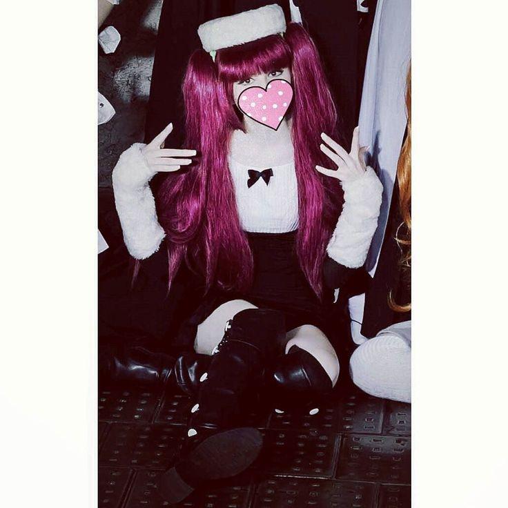 #2013 #girl #hair #wig #pinkhair #anime #bleach #cosplay #riruka #rirukadokugamine #блич #рирука #аниме #косплей #bleachcosplay #animecosplay