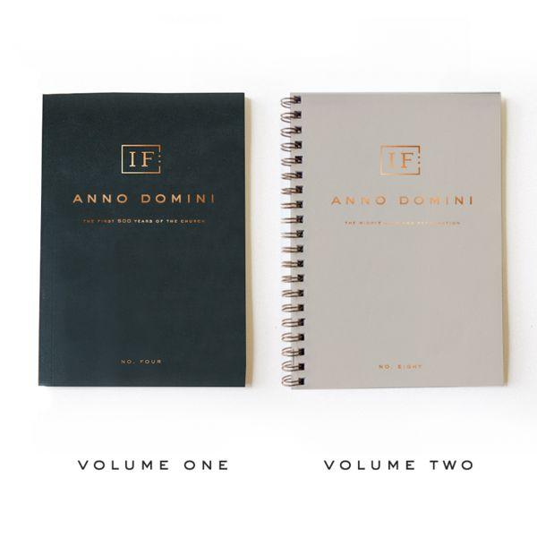 Anno Domini volumes 1 & 2 bundle – IF:Gathering