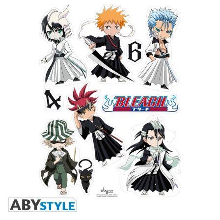 BLEACH Stickers Bleach SD Caracters