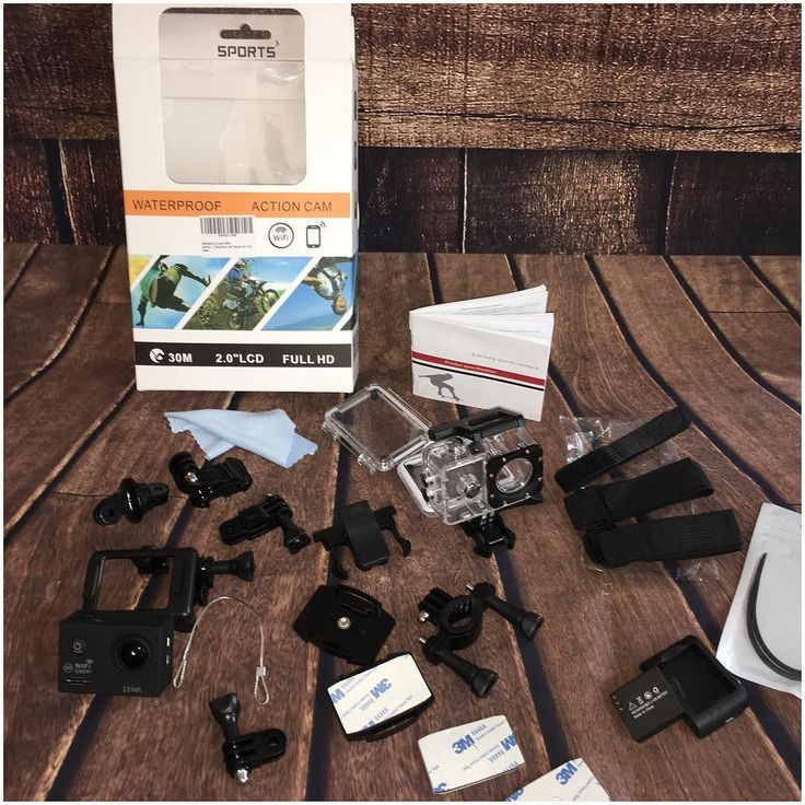 All set to with our #action #camera and we did not need to pay a #gopro #price #waterproof up to 30m #twoinch #screen ready for  #wifi #biking #ziplining #horsebackriding #whitewaterrafting and more #travelblogger #vacationtime