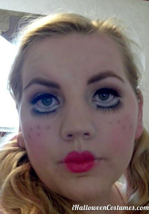 8 best halloween makeup images on Pinterest   Costumes, Hairstyles ...