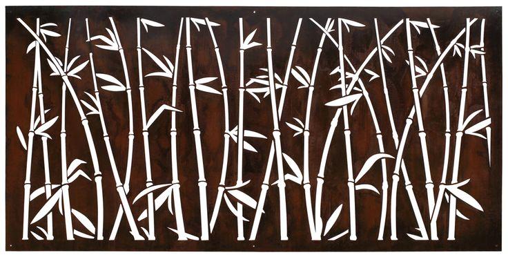 Natural Screens - Lucky Bamboo www.poppysgc.com.au