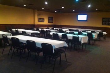 A blank slate for YOUR party!