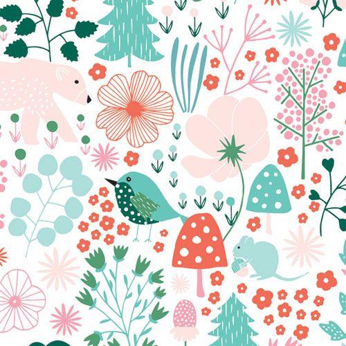 Cathy Nordström|Scandinavian Pattern Collection