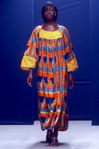 Women Of Cameroon Wear Kaba Ngondo You Cannot Get A More