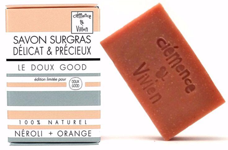 Savon artisanal, saponification à froid, aux huiles essentielles - Le Doux Good