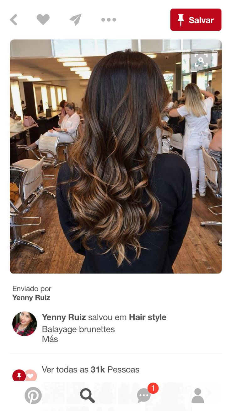 Simply Gorgeous Hair Color And Highlight