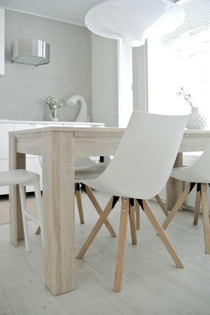 ORE tuolit blogissa. With All My Love: Keittiön uudistunutta ilmettä